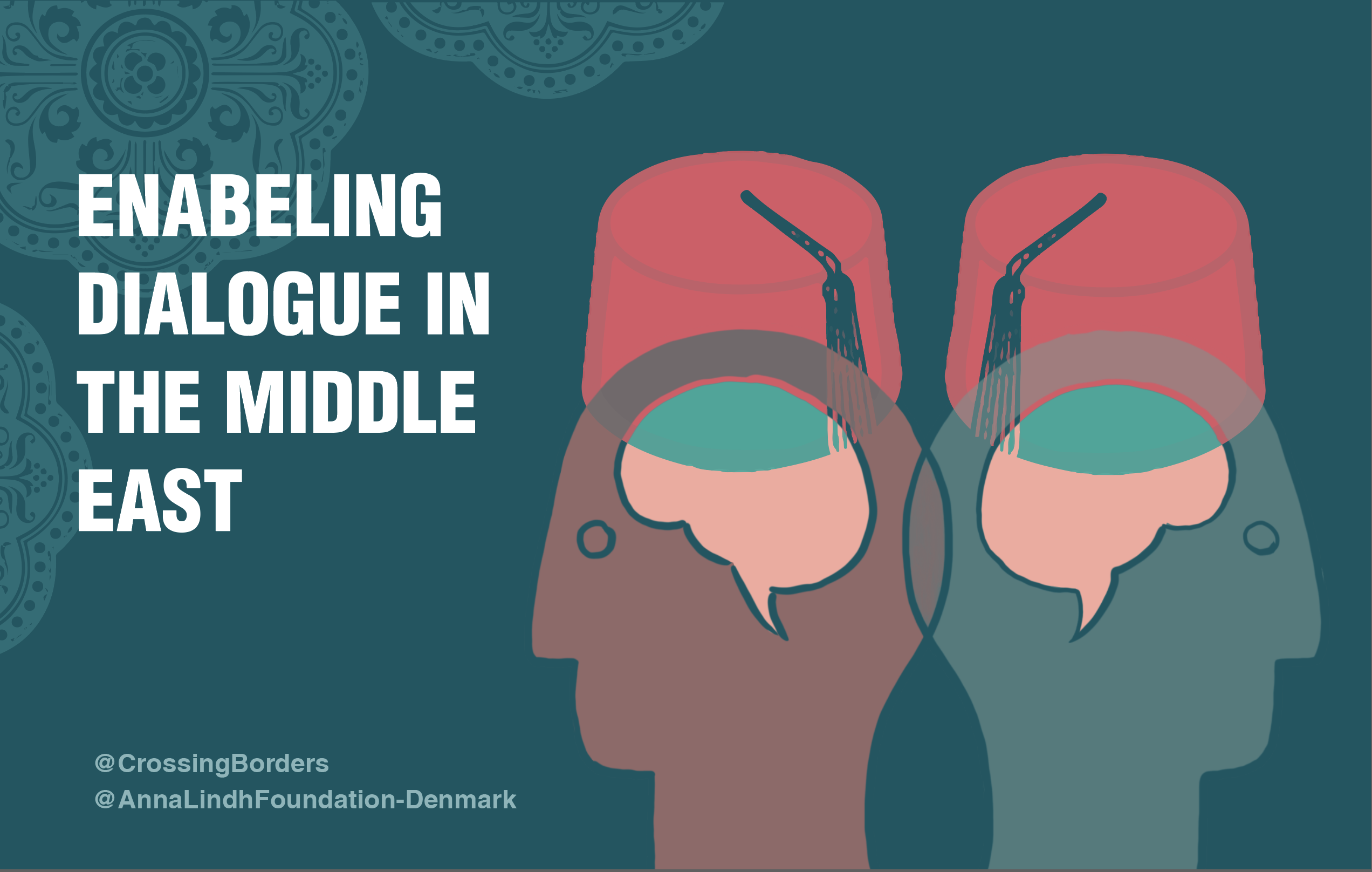 Dialogue in the Middle East – A tea with Mr. Mu'ayyad Mehyar
