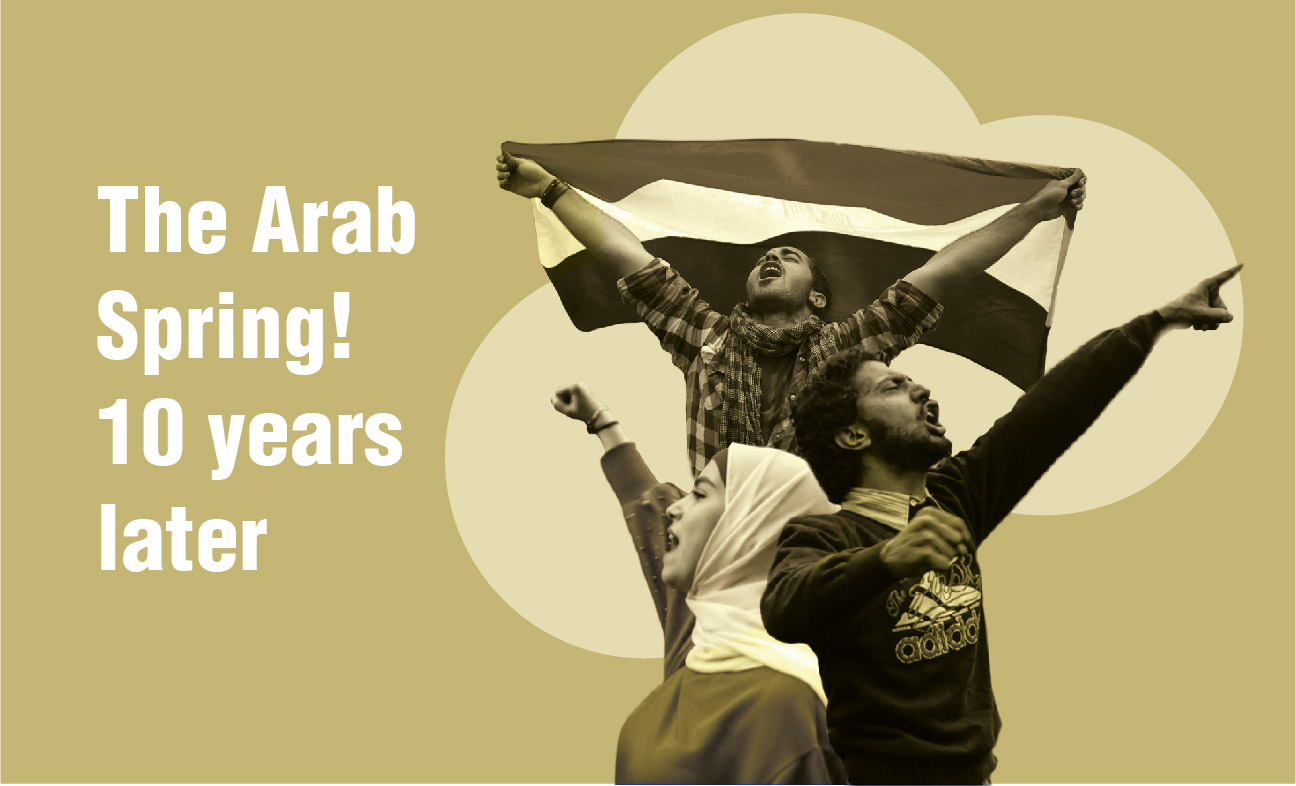 The Arab Spring – 10 years later!