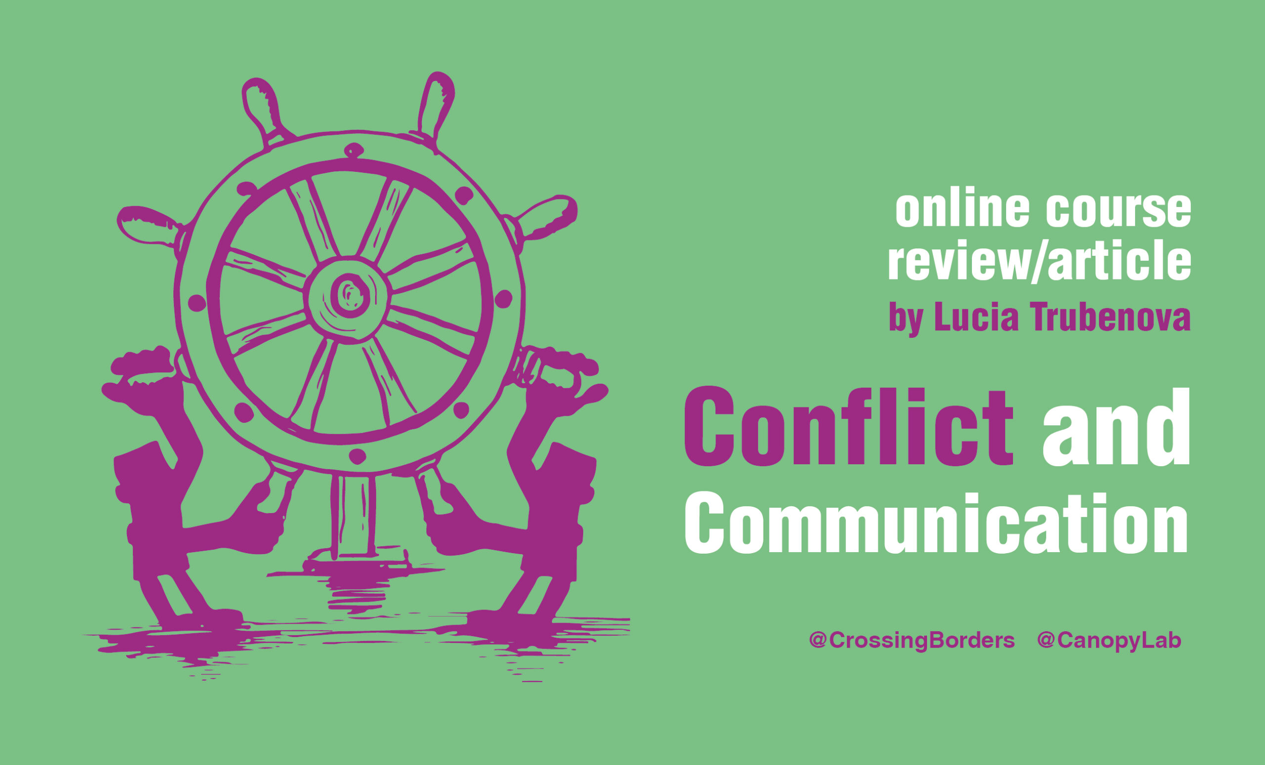 conflict review article